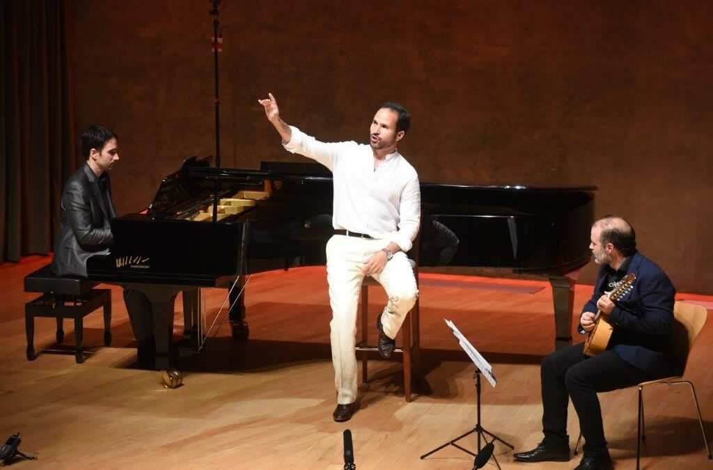 Recital del tenor Marc Sala en el 30 aniversari de Better Consultants