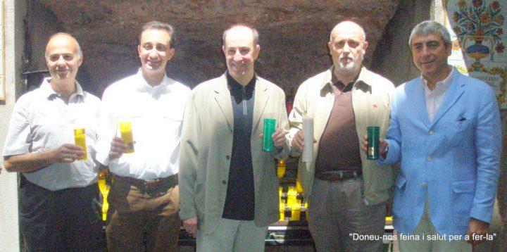 Better Consultants ha celebrado su 20 aniversario (01-11-2009)