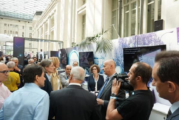 Presentamos nuestra solución de Atestados en la 1ª Muestra Tecnológica del Ayto. de Madrid