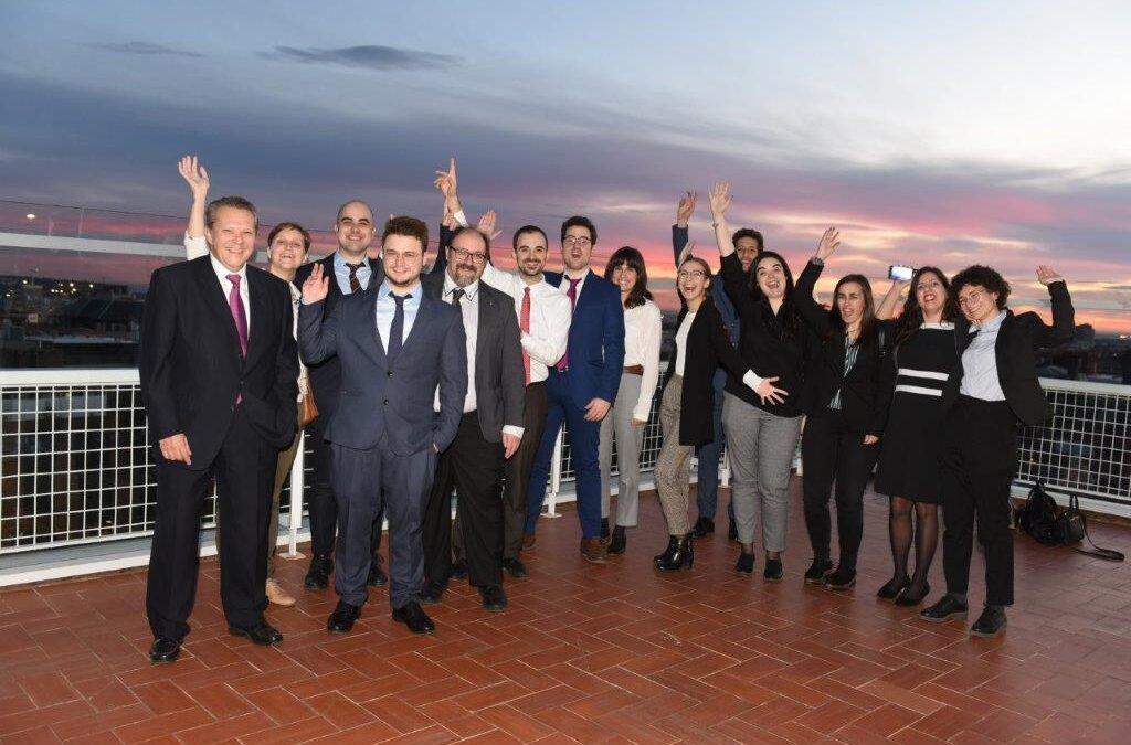 Lluis Deulofeu, Deputy CEO de Cellnex Telecom, en nuestra reunión anual en Barcelona.