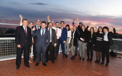 Lluis Deulofeu, Deputy CEO de Cellnex Telecom, en nuestra reunión anual en Barcelona