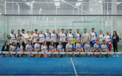 First Padel Tournament of Better Consultants
