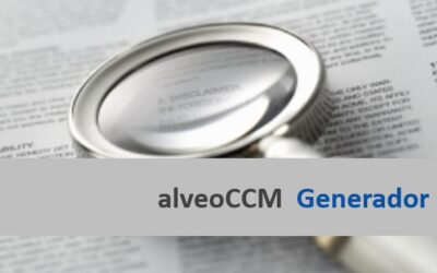 New engine to build online contracts alveoCCM-generador