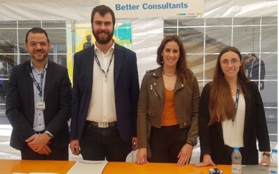 "Better Consultants participates at UB in the ""Fira d'Empreses"""