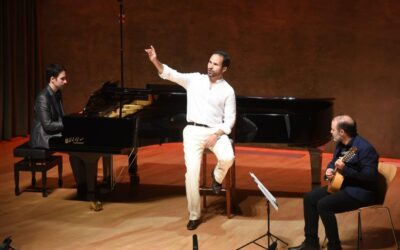 Concert of the tenor Marc Sala in the 30th anniversary of Better Consultants