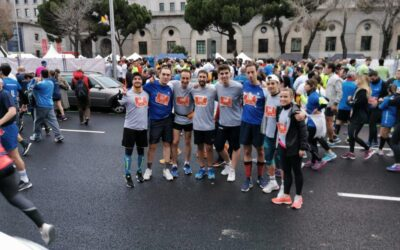 Outstanding role of the Better Consultants team in the Carrera de Empresas Madrid 2019