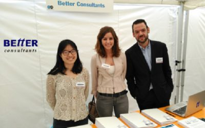 """Better Consultants in the """"XII Fira d'Empreses"""""""