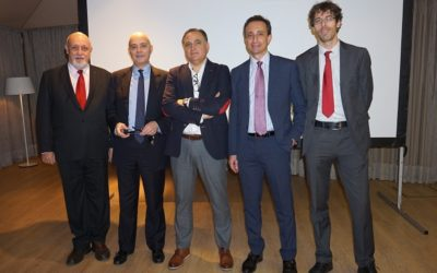 Presentation of AHDALID at our 2018 annual meeting of the Madrid office